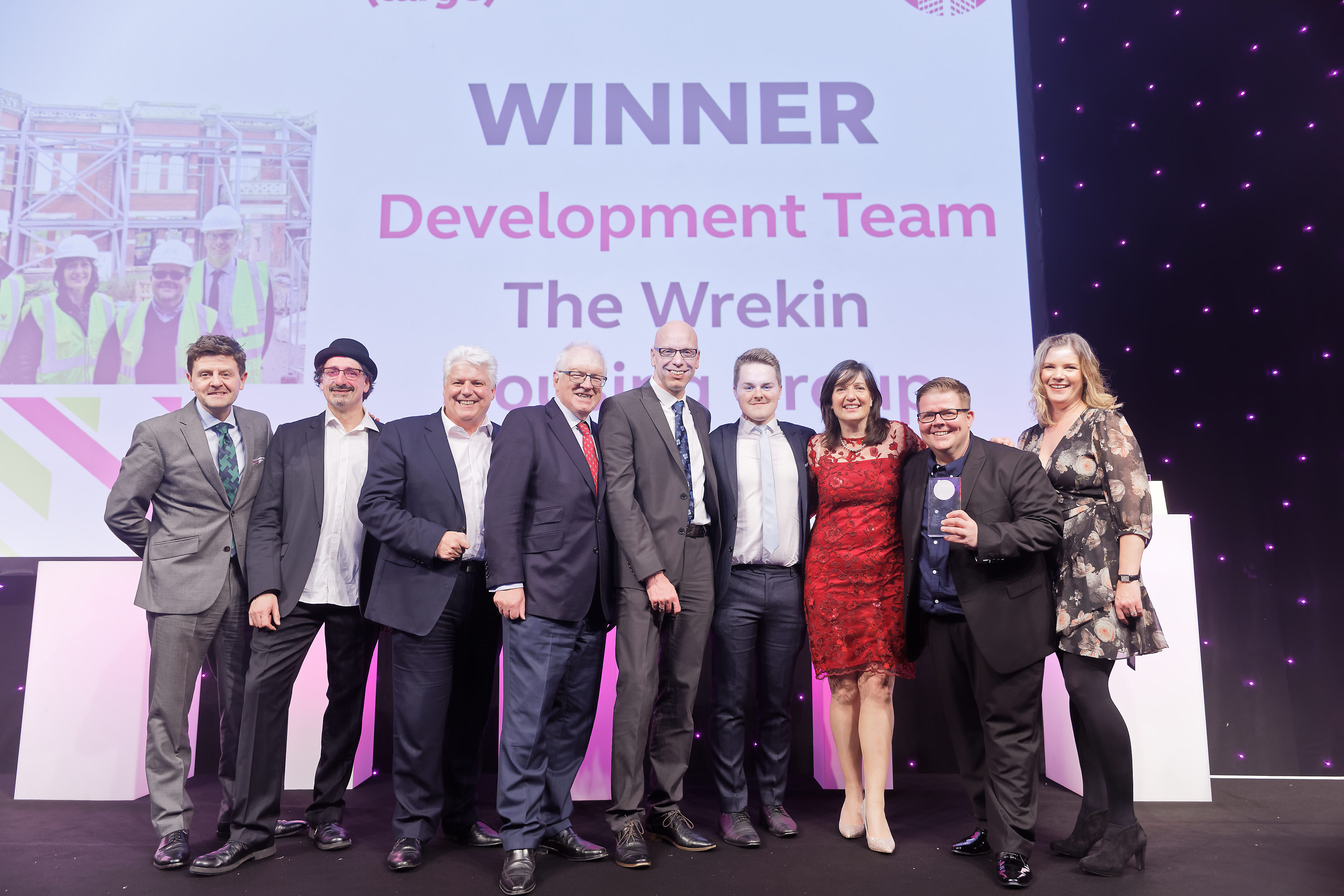 Best development team (large)