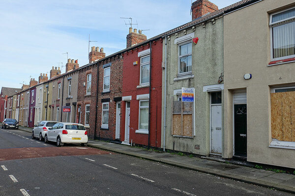 Homes England should be rebooted to regenerate 'left behind' neighbourhoods, says report