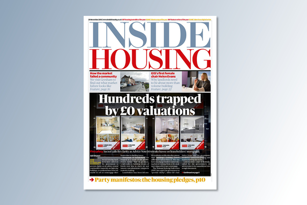 29 November digital edition of Inside Housing out now