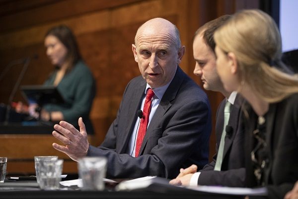 John Healey, shadow housing secretary for Labour (Picture: Kate Stanworth)