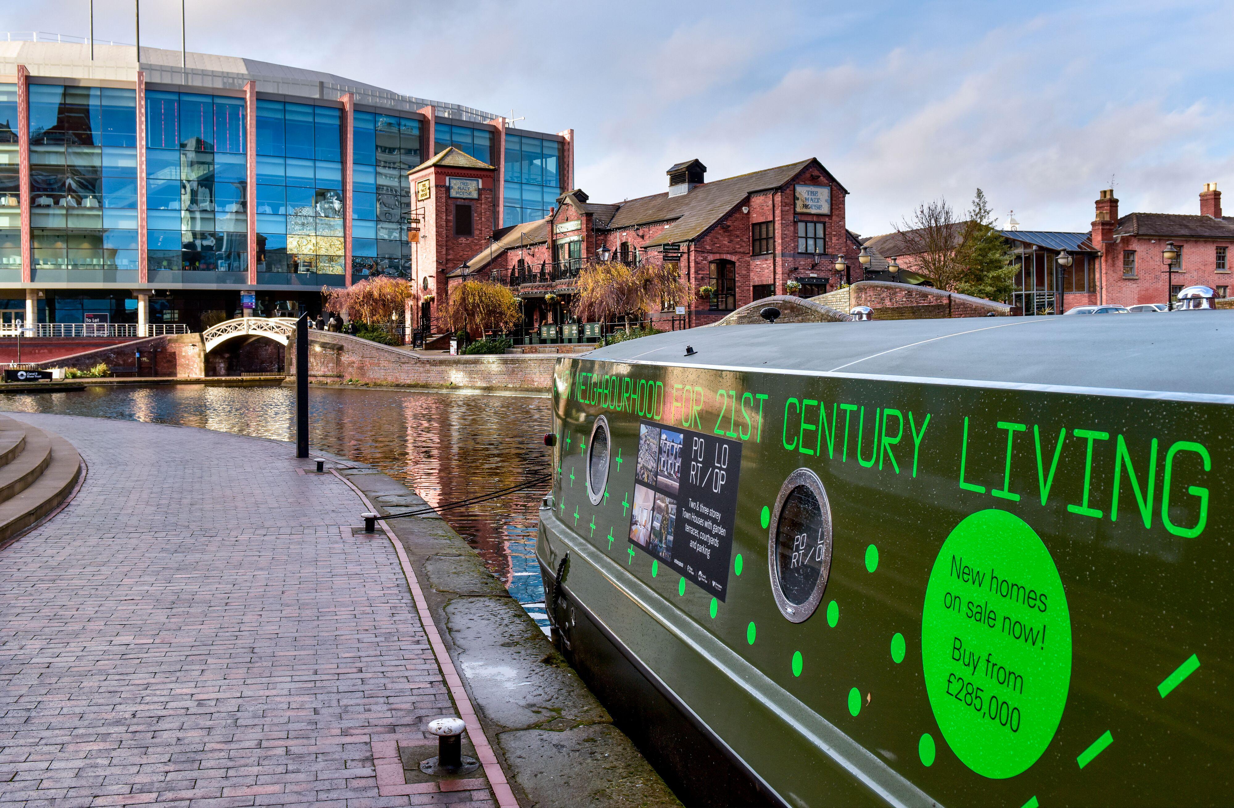 Port Loop, Birmingham