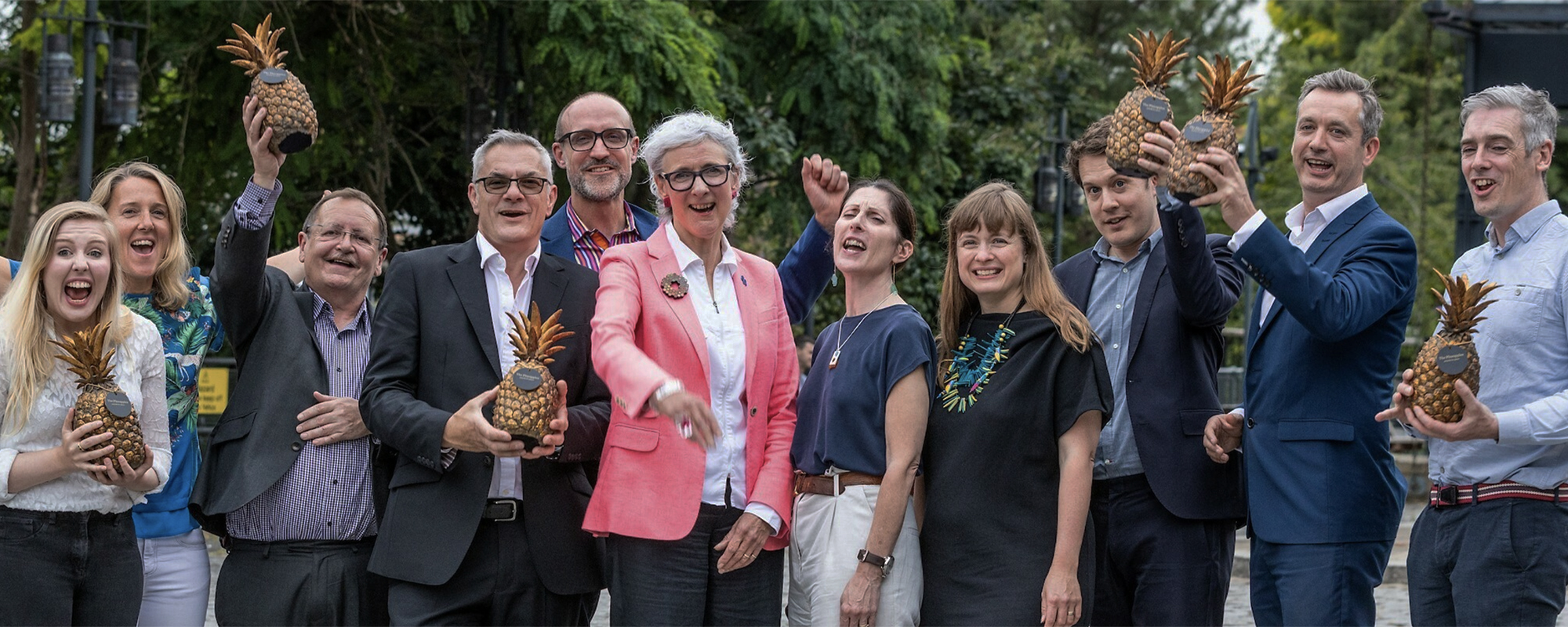 Entries now open for The Pineapples awards 2020