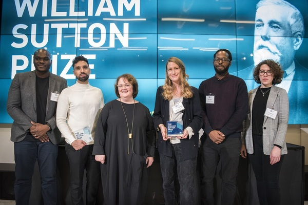 Clarion names William Sutton Prize winners