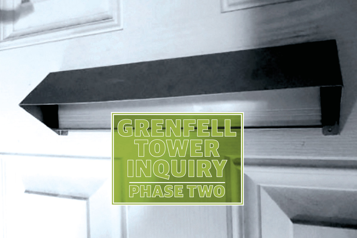 Grenfell Tower Inquiry phase two preview: the fire doors and windows