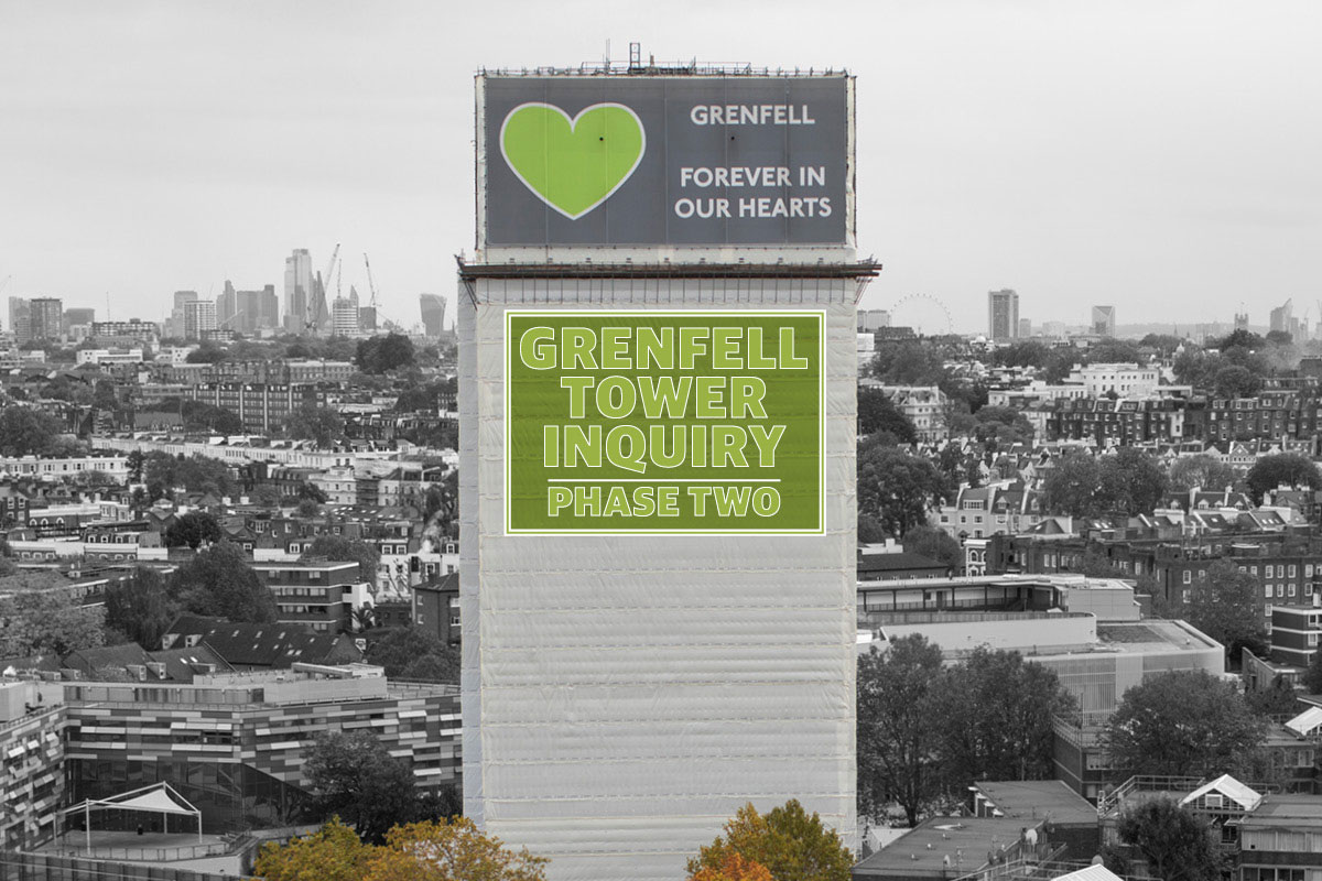 Grenfell Tower Inquiry phase two preview: the testing and certification of materials