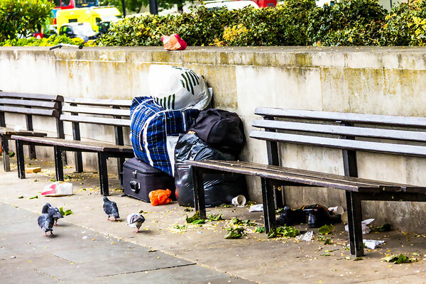 Council becomes first in London to build shelter for homeless people with no access to benefits
