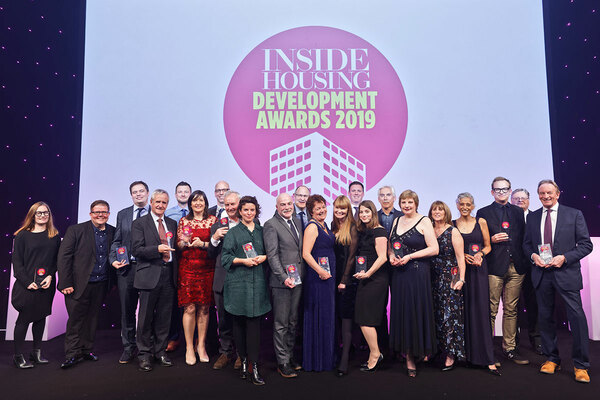 Inside Housing Development Awards 2019 – why they won