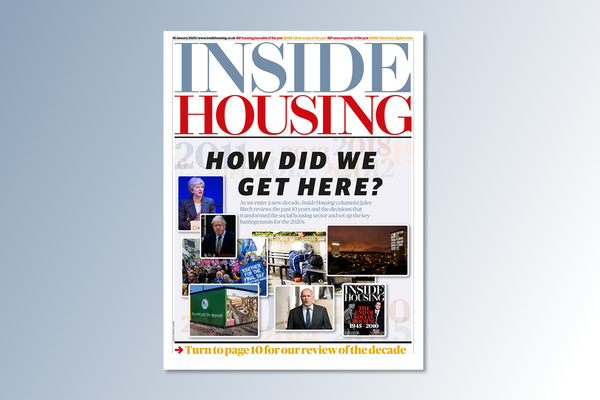 10 January digital edition of Inside Housing out now