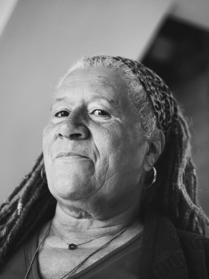 Kathleen Jackson, author of Chalkhill. Photo: Abdou Cisse