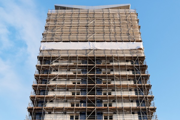 Cladding remediation work can continue during lockdown, says government