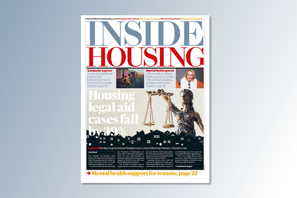 7 February digital edition of Inside Housing out now