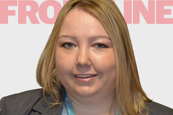 From the frontline – care home manager Vicky Cruxton