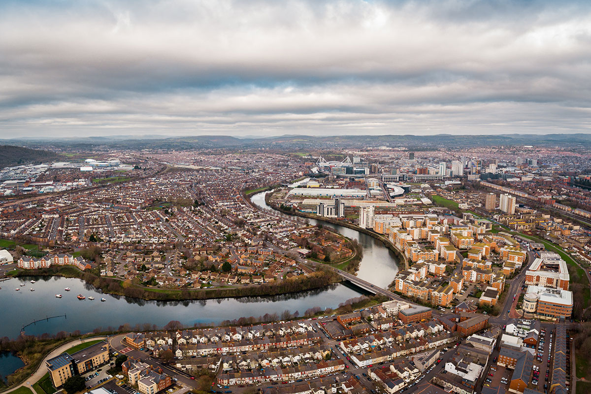 Cardiff Council plans for all local authority new builds to be net zero by 2024