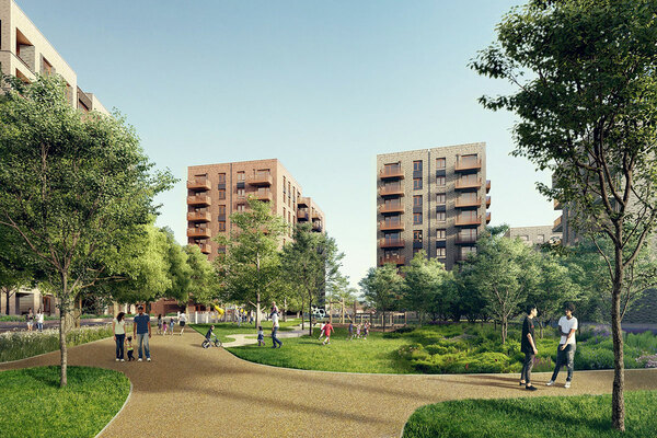 Notting Hill Genesis joint venture gets green light for phase two of 900-home project