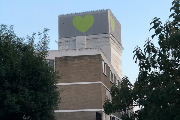 KCTMO director claims he was never told to hand over Grenfell refurbishment notebooks