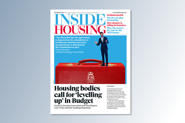 28 February digital edition of Inside Housing out now