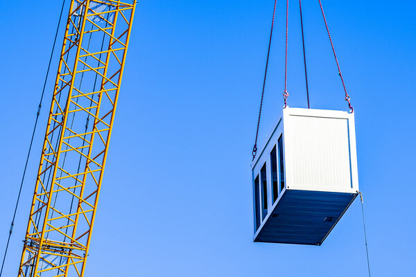 HAs must commit to modular under new £11.5bn Affordable Homes Programme