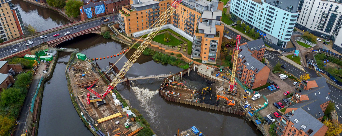Flooding in Leeds: Martin Farrington on the moveable weir