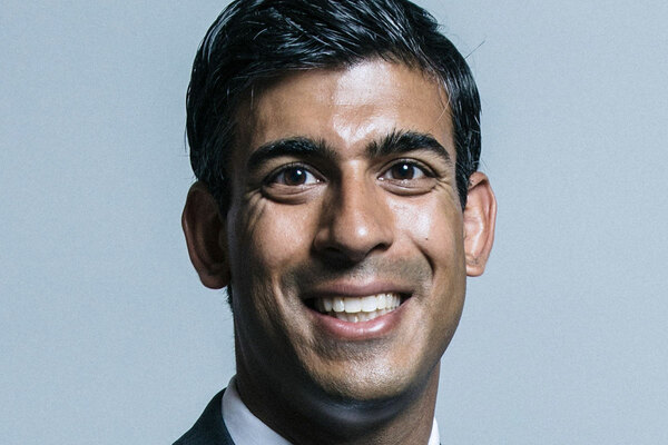 Chancellor Rishi Sunak (picture: Chris McAndrew)