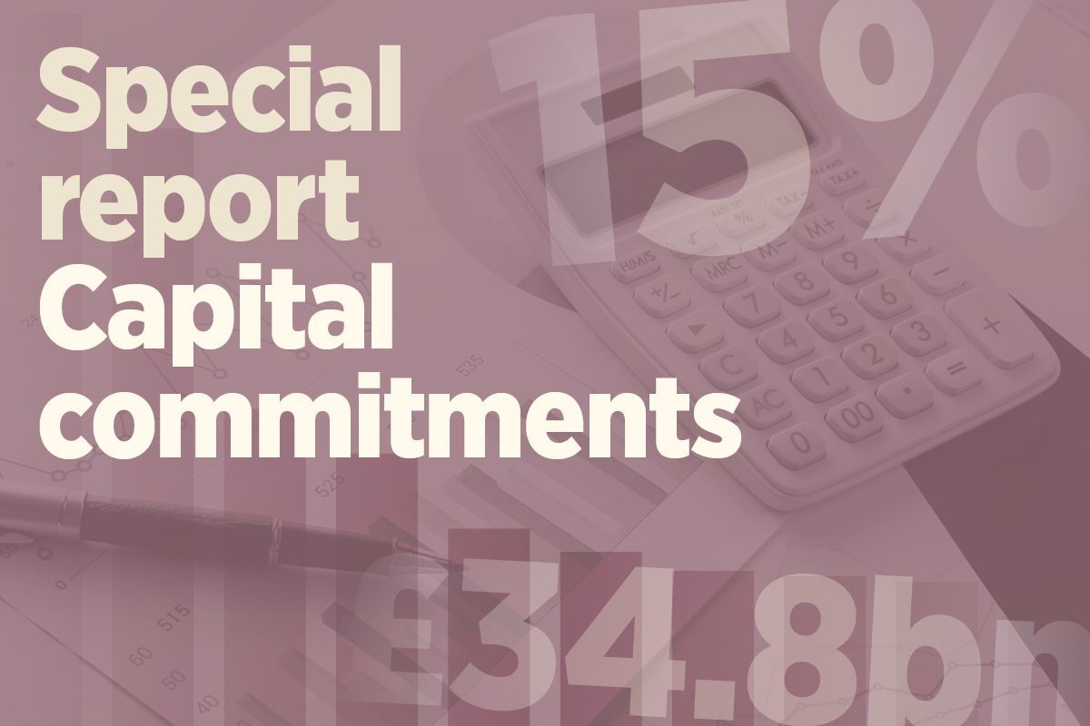 Special report: housing associations' forward spend plans reach £34.8bn