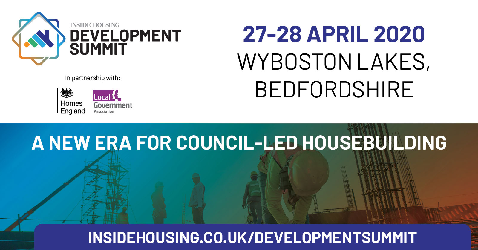 Inside Housing Development Summit 2020