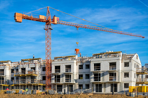 Sector's biggest builders close sites as construction grinds to a halt