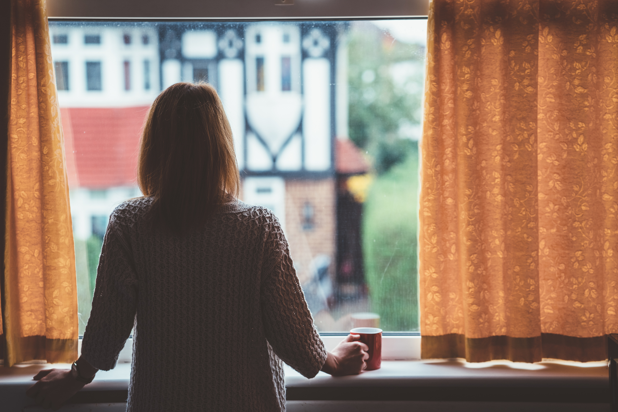 We need to find new ways to stay connected while self-isolating. Getty Images