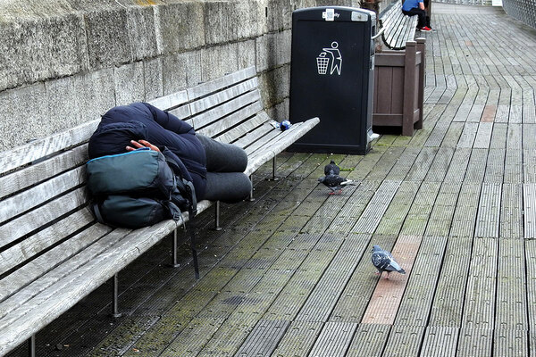 Government 'tells councils to house all rough sleepers by the weekend'