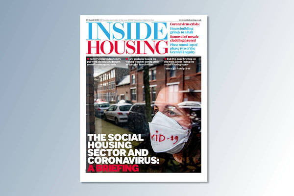 27 March digital edition of Inside Housing out now