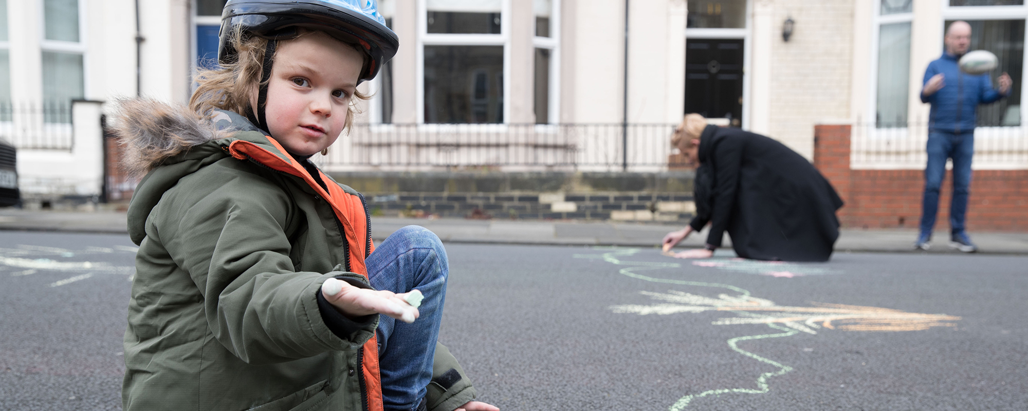 Play streets have been growing in popularity across Britain