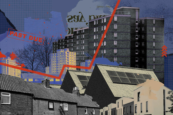 Putting the rents up: why are 94% of social landlords planning for a maximum rent rise?