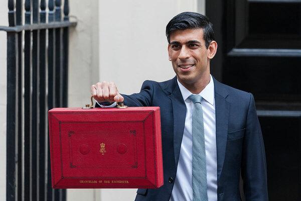 Budget 2020: the housing bits of Sunak's speech in full
