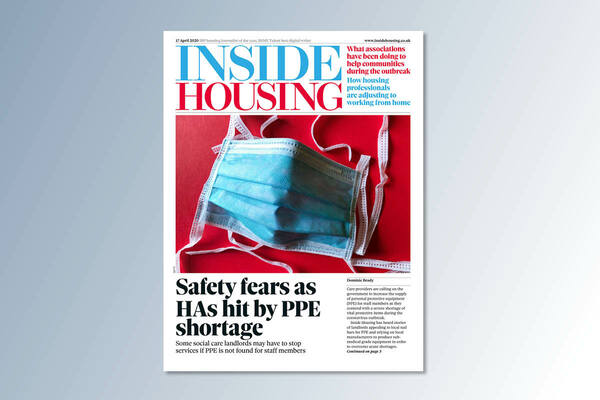 17 April digital edition of Inside Housing out now