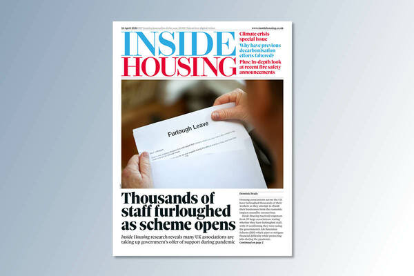 24 April digital edition of Inside Housing out now