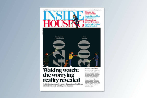 3 April digital edition of Inside Housing out now
