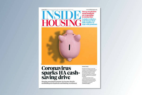 9 April digital edition of Inside Housing out now
