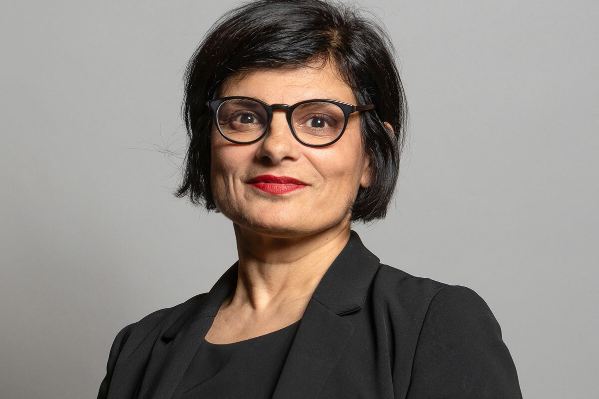 Shadow housing secretary Thangam Debbonaire wrote to Robert Jenrick calling for action to protect rough sleepers (picture: Richard Townshend)