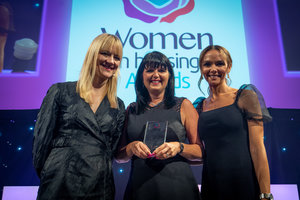 Woman of the Year: Tenant/Customer Focus