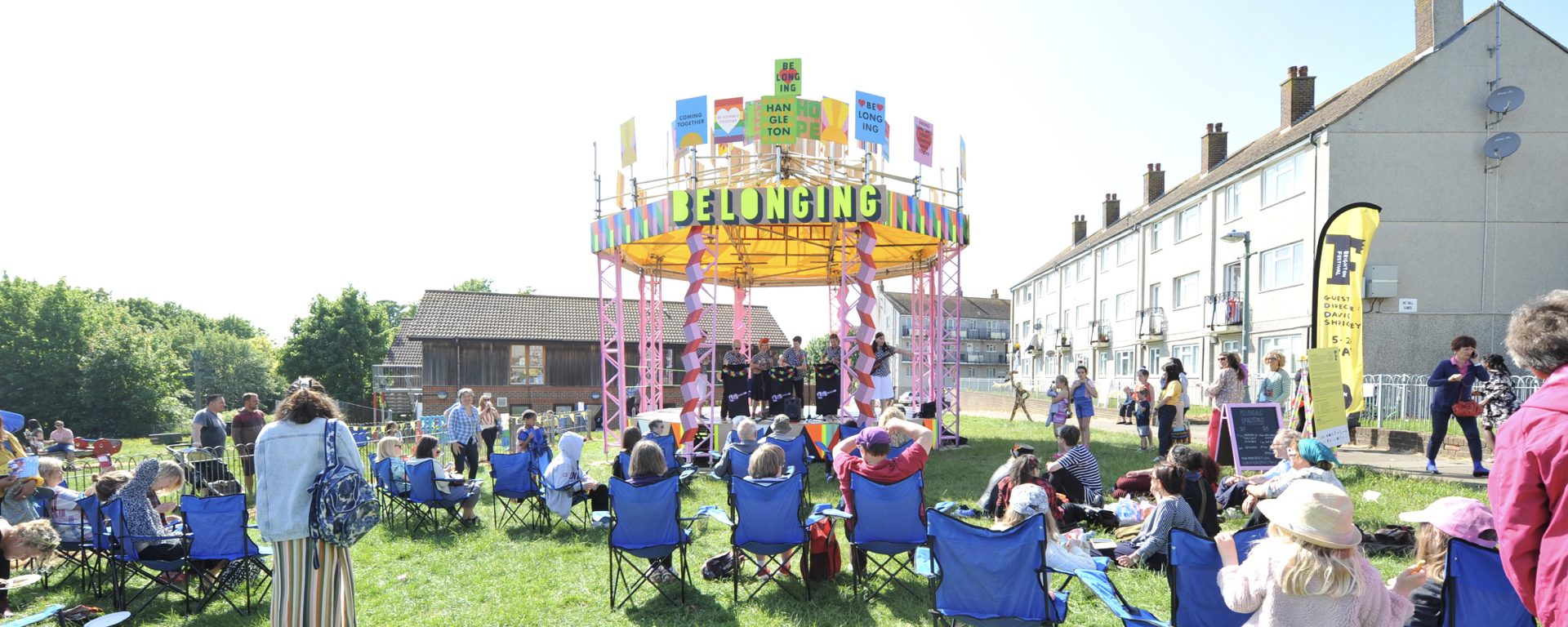 Festival of Place Bytesize: Sign up for Morag Myerscough talk on how art connects us to places