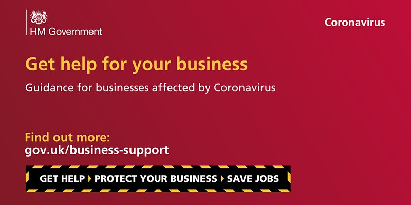Webinar: Financial support for small businesses during coronavirus