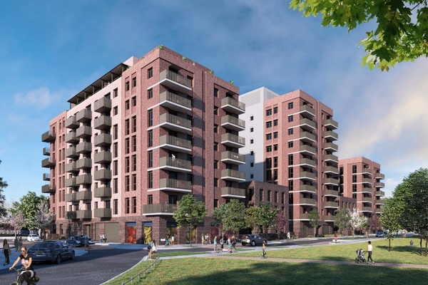 Sadiq Khan approves housing association's 2,000-home estate regeneration plan