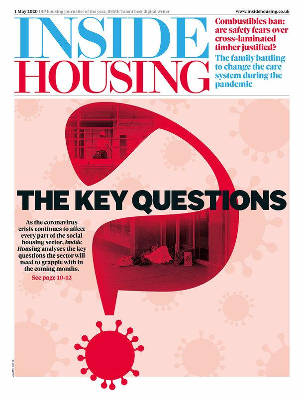 Inside Housing Digital Edition – 1 May 2020