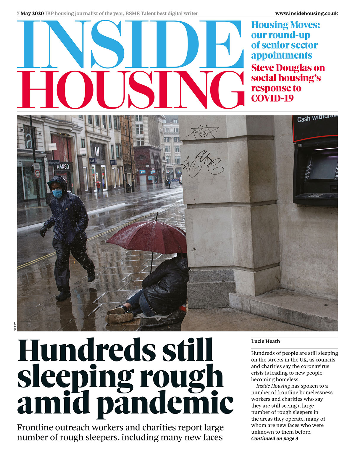 Inside Housing Digital Edition – 7 May 2020