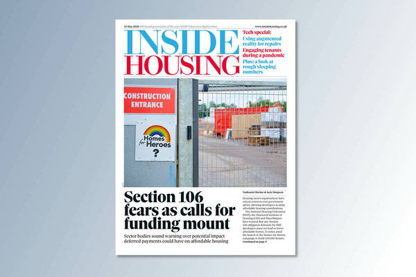 15 May digital edition of Inside Housing out now