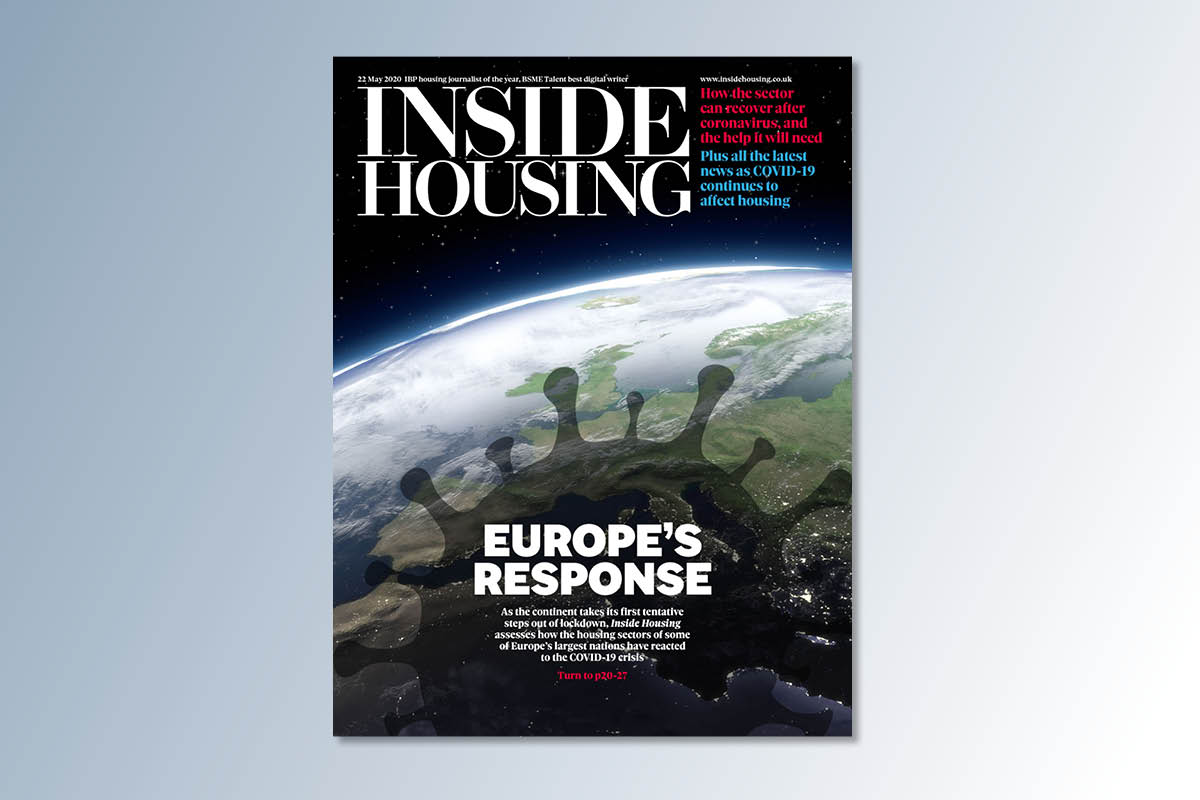22 May digital edition of Inside Housing out now
