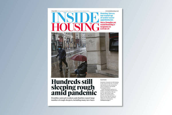 7 May digital edition of Inside Housing out now