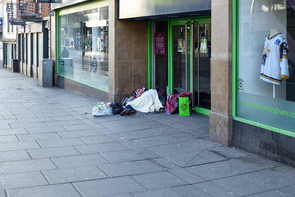 Scottish government accused of 'going back on its promise' for additional homeless protections