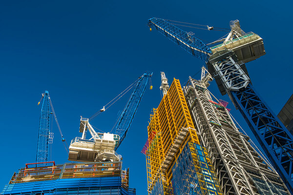 Government-backed job retention scheme launched for construction sector