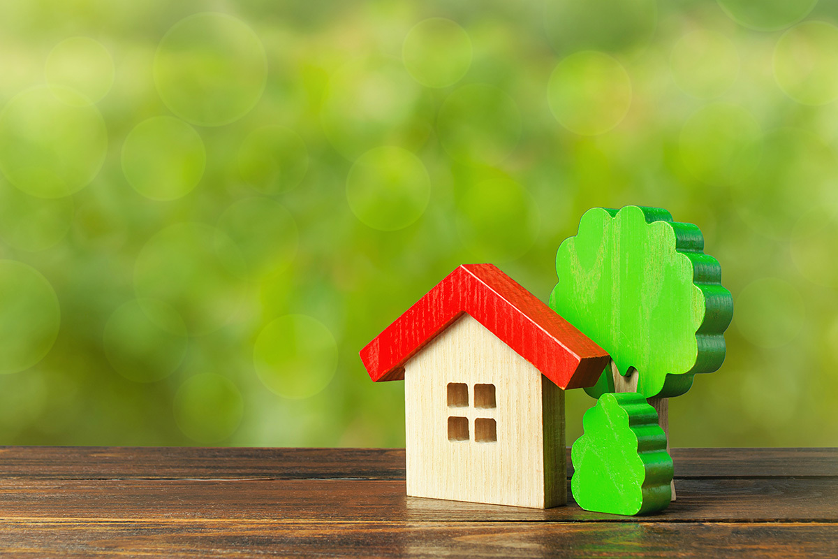 Climate proofing homes will slash carbon emissions, boost living conditions, cut energy bills and provide jobs (picture: Getty)