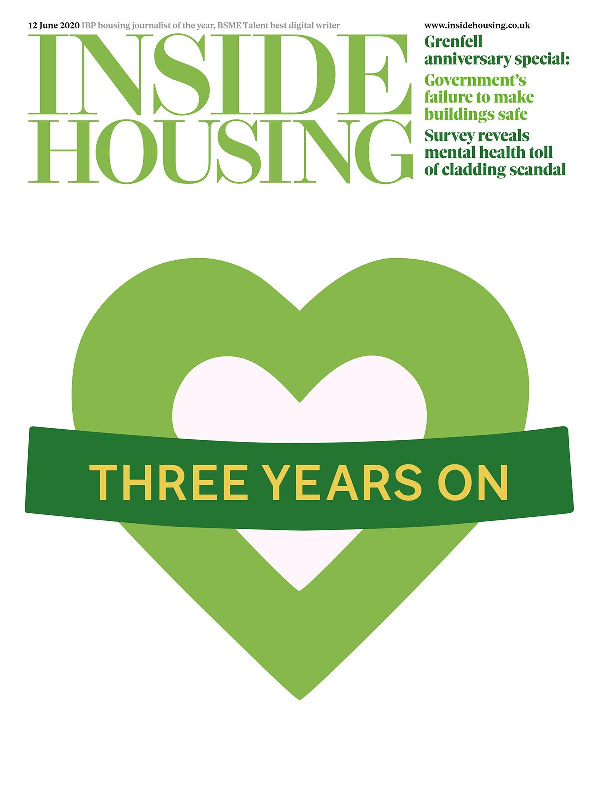 Inside Housing Digital Edition – 12 June 2020